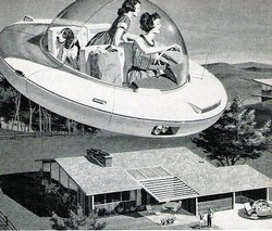 "Flying car of the ""future"".  What happened?"