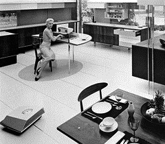 Plenty of leisure time with the automated kitchen.